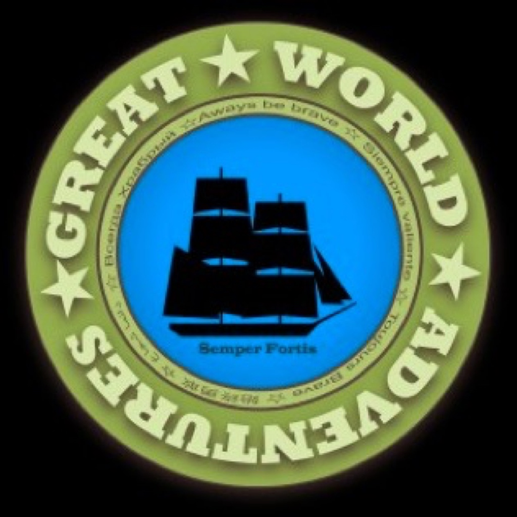 Great World Adventures logo